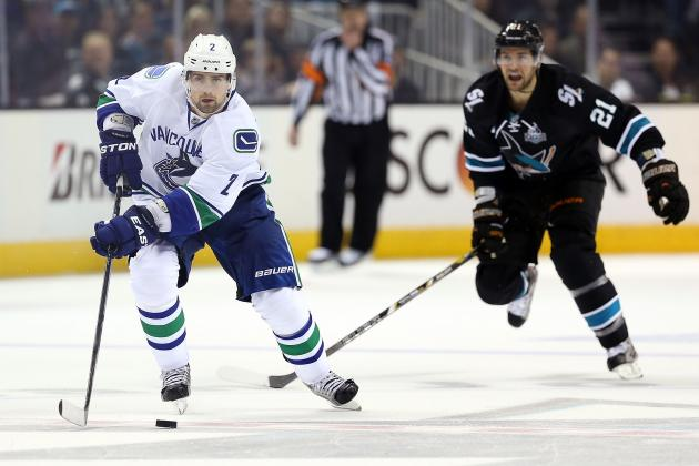 Tale of the Tape: Canucks @ Sharks Game 4