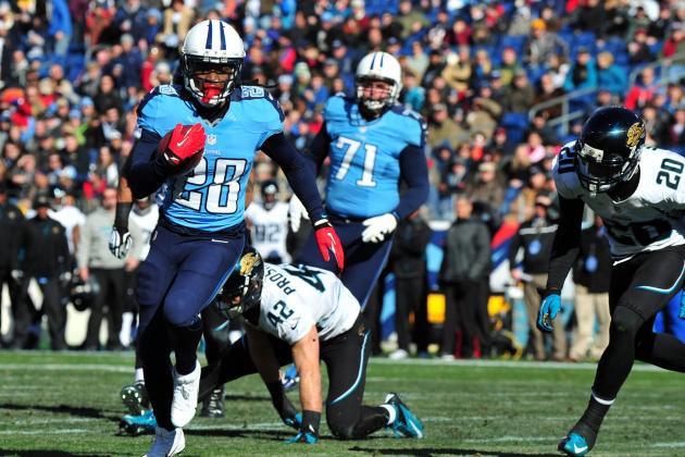 Chris Johnson Likes Titans' Move Toward 'Run-First' Offense