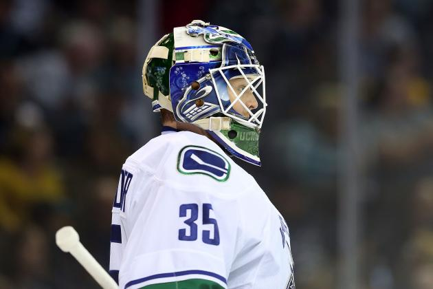 Schneider to Start for Vancouver