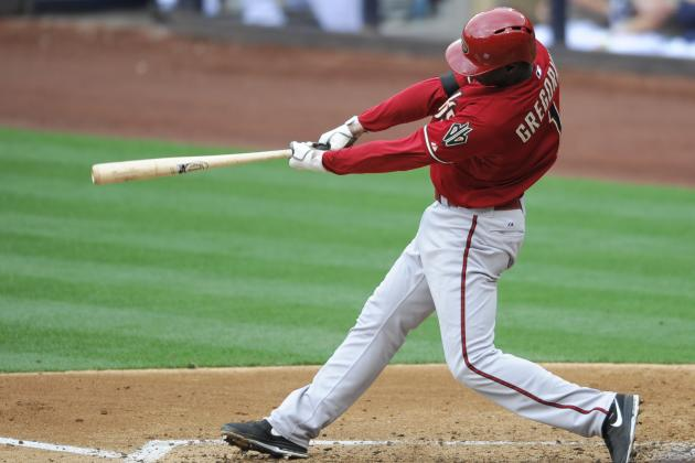 Diamondbacks Shortstop Didi Gregorius Is Hitting Better Than Expected
