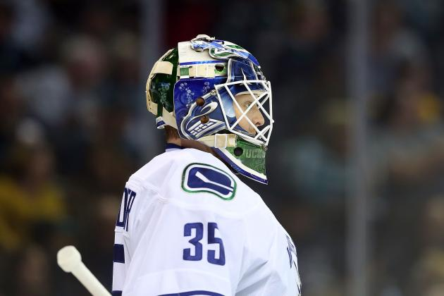 Schneider to Start Game 4 for Canucks