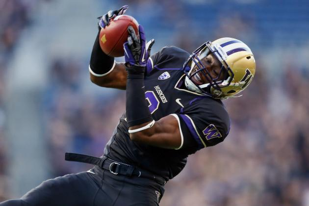 Washington Huskies Football: Kasen Williams' Pivotal Year