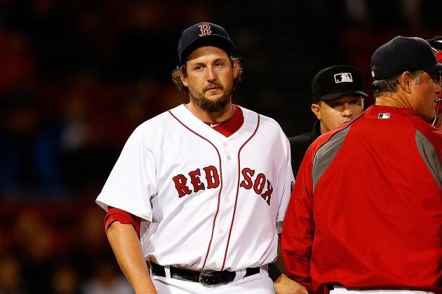 Sox Place Hanrahan on 15-Day DL with Forearm Strain