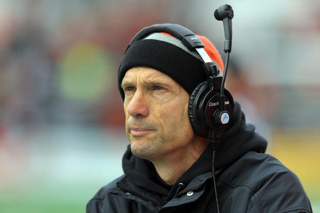 Riley Talks College Football Playoff, Deregulation and Quarterbacks