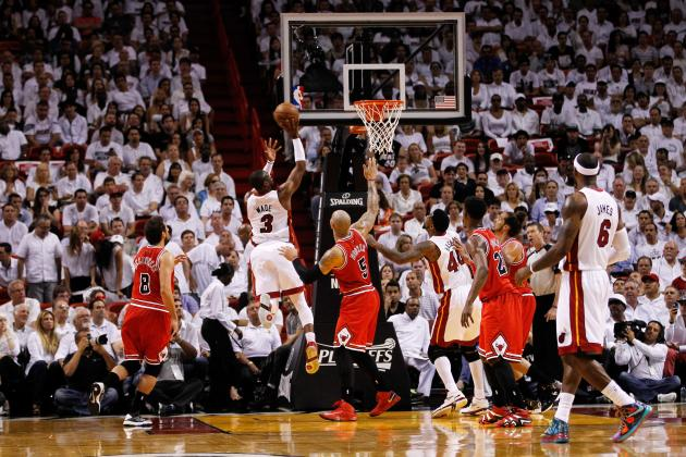 2013 NBA Playoffs: Don't Believe the Hype, Miami Heat Will Defeat Chicago Bulls