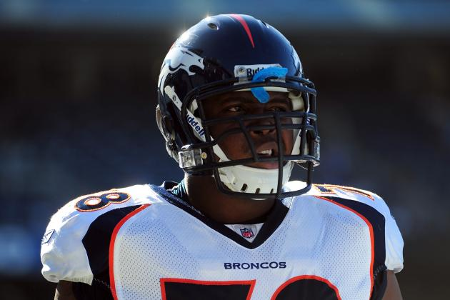 Broncos Confident They Can Strike Long-Term Deal with Ryan Clady