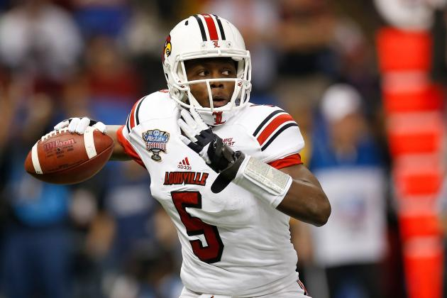 NFL Draft 2014: Breaking Down Strengths and Weaknesses of Top Quarterbacks