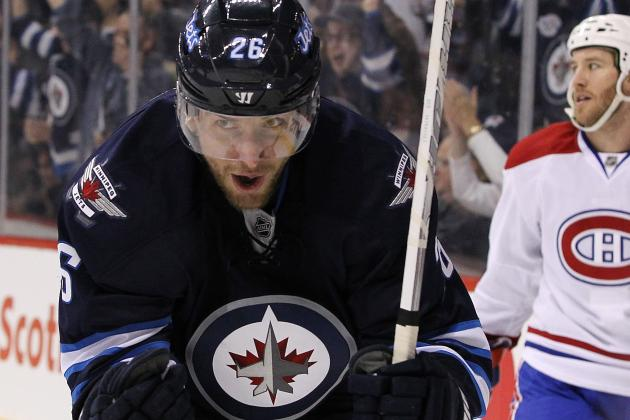 Winnipeg Jets: Blake Wheeler Stands to Get Paid This Offseason