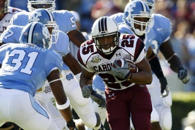 Report: UNC, South Carolina to Open 2015 Season in Charlotte