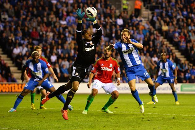 Wigan 2 Swansea 3: Tiendalli Completes Second-Half Comeback
