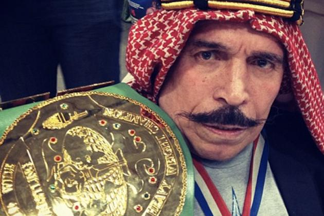 Iron Sheik: CM Punk Injury Show Today WWE Very Different from Sheikie Baby Era