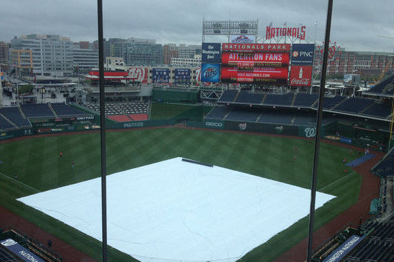Tigers' Series Opener Against Washington Nationals Postponed by Rain