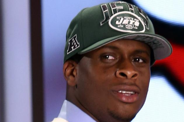Geno Smith's Criticism Unwarranted Until Rookie QB Takes Field