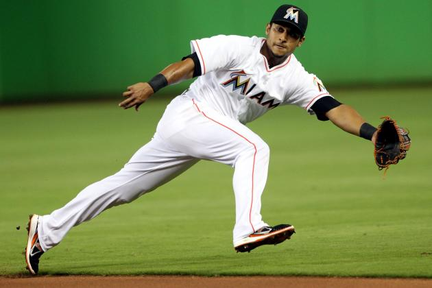 Marlins Put 2B Donovan Solano on Disabled List