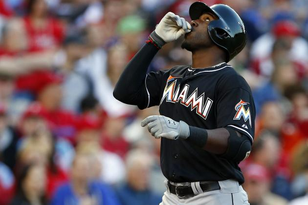 Rookie Marcell Ozuna Could Shake Up Miami Marlins' Outfield If...