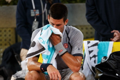 Novak Djokovic Upset by Grigor Dimitrov at 2013 Madrid Open