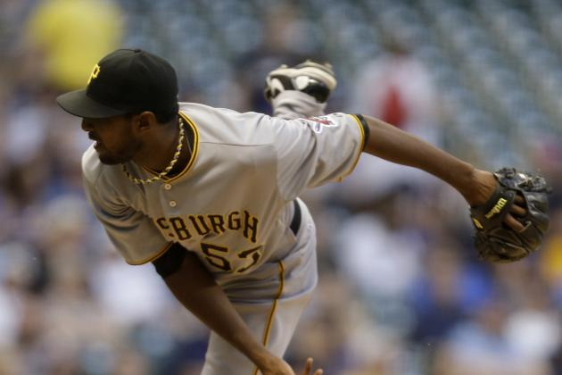 Pirates Place Pitcher McDonald on DL