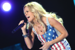 Carrie Underwood Joins 'Sunday Night Football' as Faith's Replacement