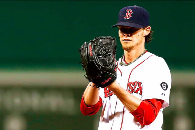 Signs Clay Buchholz Is MLB's Next Great Superstar Ace
