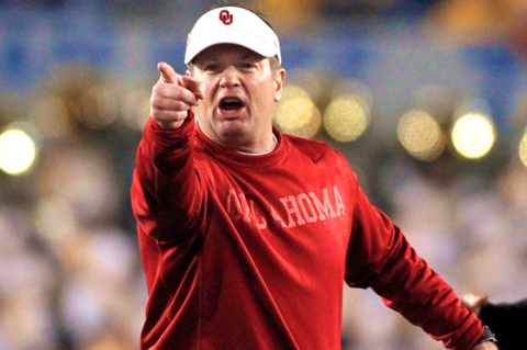 Oklahoma Head Coach Bob Stoops' Shot at the SEC Is Way off Base