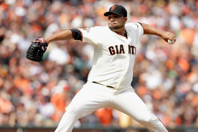 Giants Activate Mijares, Option Machi to Triple-A