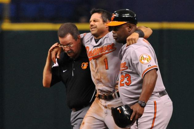 Orioles Second Baseman Brian Roberts Seeing Specialist