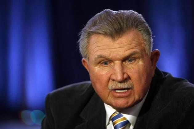 Mike Ditka: Jets' Season 'Aas a Joke ... so Is Their Team'