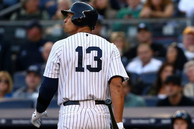 An Open Letter to Alex Rodriguez to Never Show His Face in MLB Again