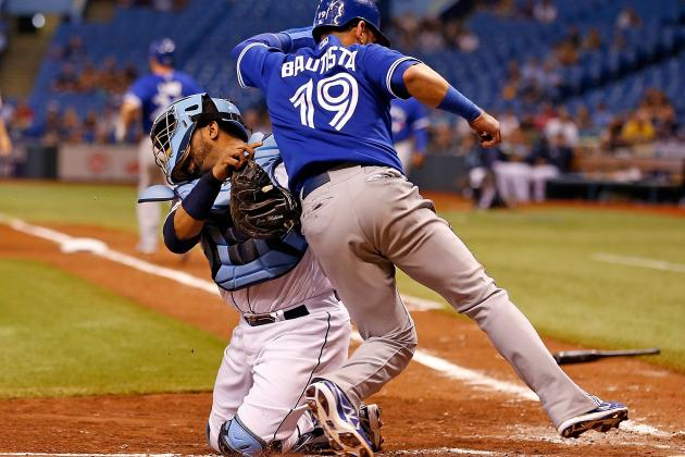 ESPN Gamecast: Blue Jays vs Rays