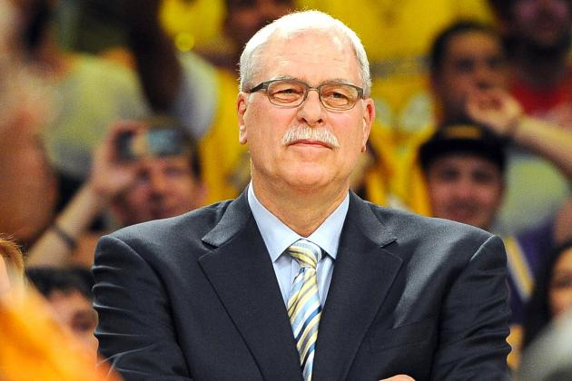 Phil Jackson Reportedly Not Interested in Returning to Coach in NBA