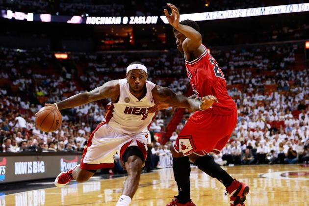 Chicago Bulls vs. Miami Heat: Game 2 Preview, Schedule and Predictions