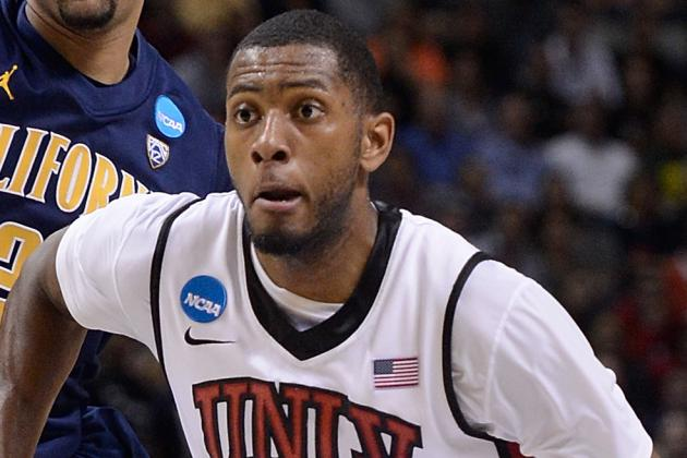 Former UNLV Forward Mike Moser Transfers to Oregon