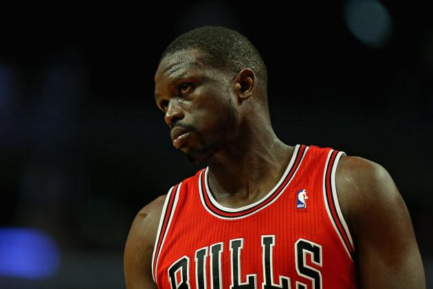 Luol Deng out for Game 2: Examining His Illness, Lingering Post-Spinal Headache