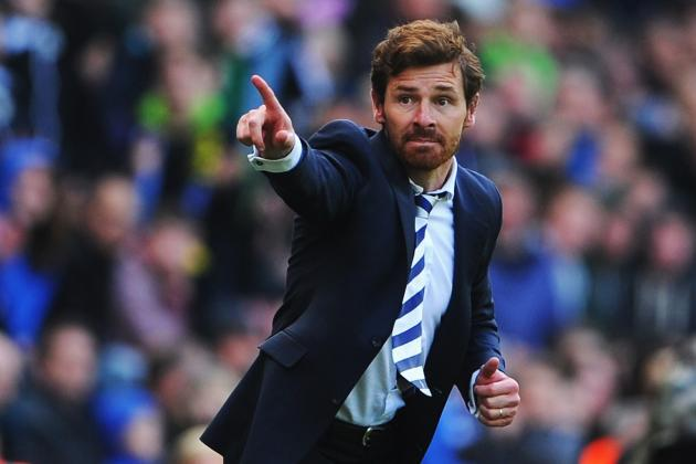 AVB Back at Old Club to Prove Spurs' Euro Class