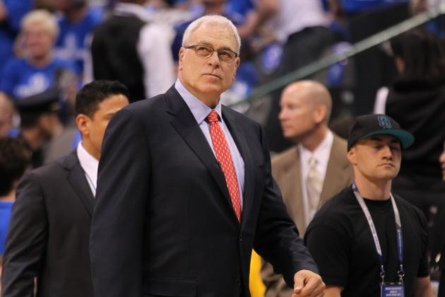 Report: Phil Jackson Turns Down Nets