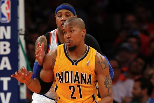 NBA Gamecast: Pacers vs. Knicks
