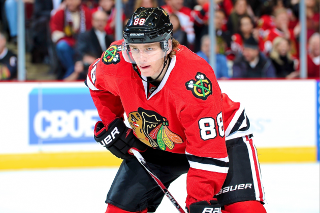 NHL Playoffs 2013: Young Players Who Will Continue to Impress