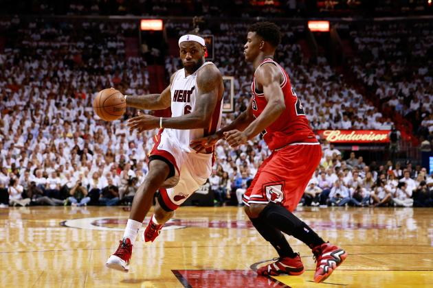 NBA Playoff Schedule 2013: When to Watch Best Matchups in Conference Semis