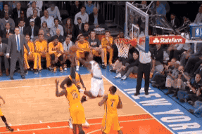 Shumpert Soars for Fierce Putback