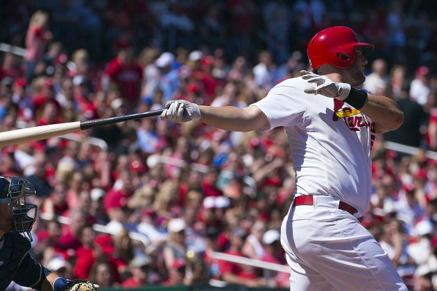 Cardinals Activate Matt Adams from the Disabled List