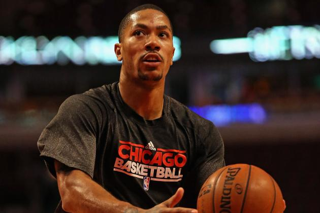 Report: Derrick Rose May Suit Up in Game 3