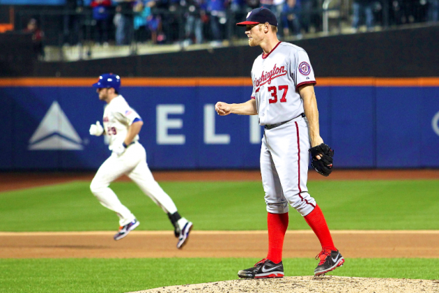 Explaining Why Stephen Strasburg Will Never Be MLB's Next Justin Verlander