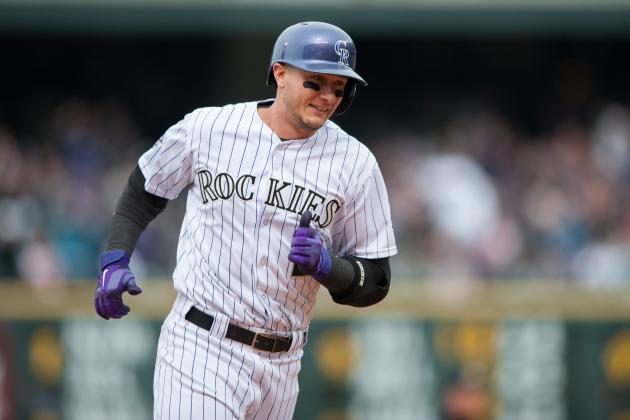 Troy Tulowitzki Won't Be in Rockies Starting Lineup vs. Yankees