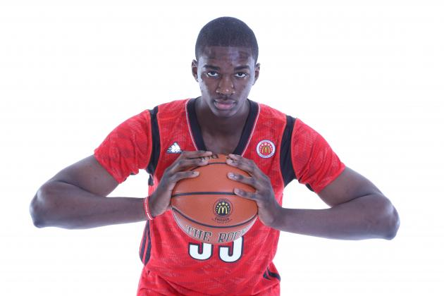 Indiana Basketball: Setting Expectations for Noah Vonleh's 2014 Season