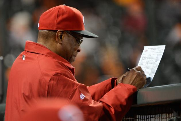 Dusty Baker: Your Cincinnati Reds World Series Window Is Closing