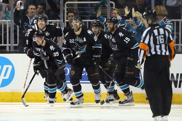 Do the San Jose Sharks Finally Have What It Takes to Reach Stanley Cup Final?