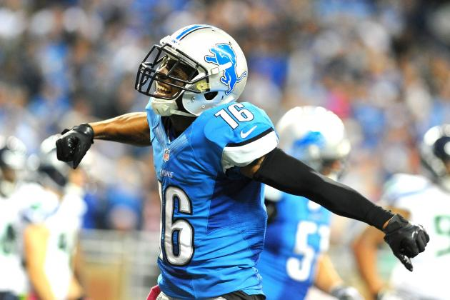 Former Detroit Lion Titus Young Arrested Twice in 15 Hours on Sunday