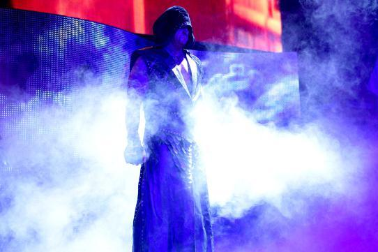 News on Early SummerSlam Plans for the Undertaker