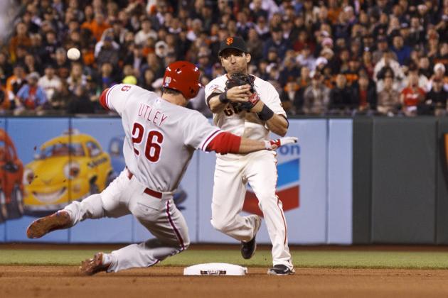 ESPN Gamecast: Phillies vs Giants