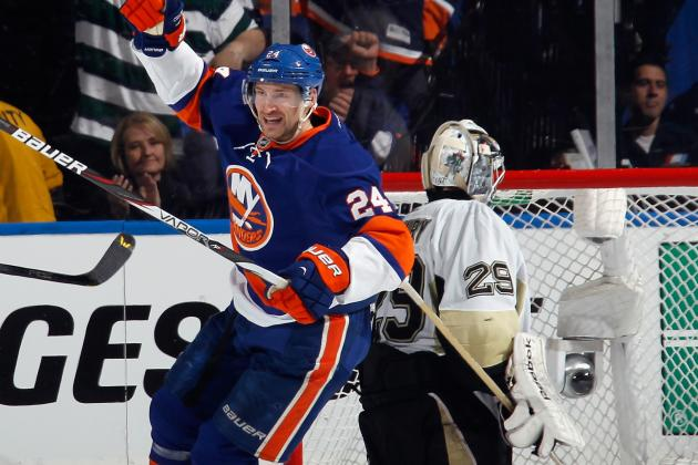 Islanders Even Series vs. Penguins with Game 4 Win